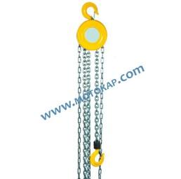Ръчна верижна лебедка 5000 кг, 3 метра, тип HL-А