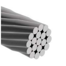 Стоманено въже 1х19, DIN 3053, 19,0 мм