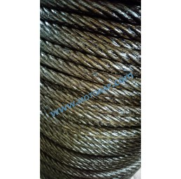Стоманено въже 6х7+ОС 3,0 мм
