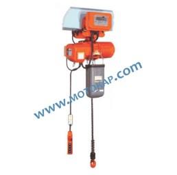 Ел. верижен подемник с ел. количка на 220V YSM, 0,5 т. радиоуправление