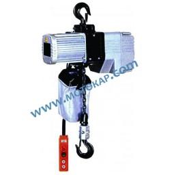 Електрически верижен подемник/телфер с кука 1,0 т. 380 V 50 Hz 2 скорости