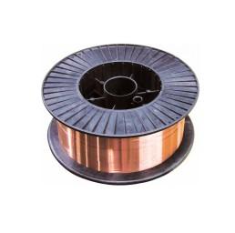 Тел помеднена за заваряване SG3, 1,0 мм, 15 кг ЦЕНА ПО ЗАПИТВАНЕ