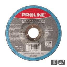 Диск за шлайфане 125X6.0X22, A24R Metal