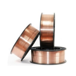 Тел помеднена за черни метали, ø 1,6 мм, 15 кг ЦЕНА ПО ЗАПИТВАНЕ
