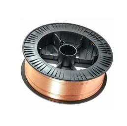 Тел помеднена за черни метали, ø 1,2 мм, 15 кг