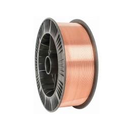 Тел помеднена за черни метали, ø 0.8 мм, 15 кг