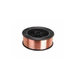 Тел помеднена за черни метали, ø 0.6 мм, 5 кг ЦЕНА ПО ЗАПИТВАНЕ