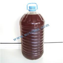 15W-40 Super бензин SAE 15W40, API SJ/CF, 5 литра