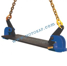Хоризонтална лапа/захват за ламарина 4000 кг*, тип HL