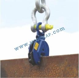 Универсална лапа/захват за ламарина 2000 кг, тип UP