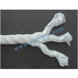 Полипропиленово трижилно сукано въже ø6,0 мм