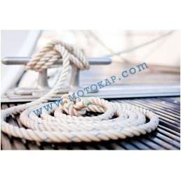 Полипропиленово трижилно сукано въже ø24,0 мм