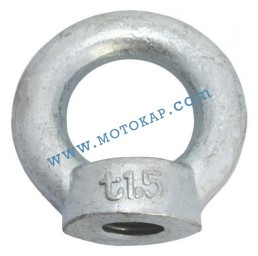 Ринг гайка М10 електропоцинкована 0,23 тона, SF-4:1