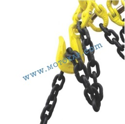 Реглаж (скъсяваща кука) за верига 3,15 тона с ухо, клас 8, тип KS, SF-4:1