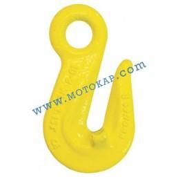Реглаж (скъсяваща кука) за верига 15,0 тона с ухо, клас 8, KS, SF-4:1