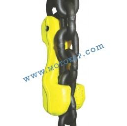 Реглаж (скъсяваща кука) за верига 8,0 тона, клас 8, CLUTCH KKS, SF-4:1