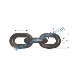 Верига/синджир 1,12 тона, ø6,0