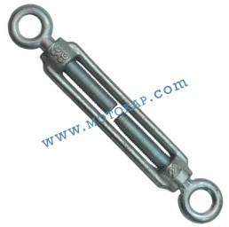 Обтегач ухо-ухо M12х125 мм, 0,95 тона, тестван, DIN 1480