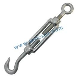 Обтегач ухо-кука M16х170 мм, тестван, DIN 1480