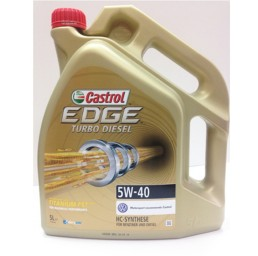 5W-40 EDGE Titanium 505.01 FST - 5 литра