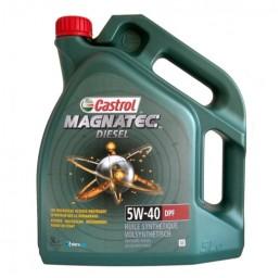5W-40 Magnatec Diesel DPF - 5 литра