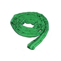 Зелен кръгъл безконечен 2т 1/2м