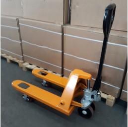 Транспалетна количка с къси вилици 2,5 тона / 800 мм