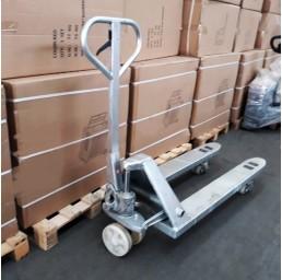 Транспалетна количка поцинкована 2,5 тона