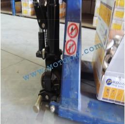 Транспалетна ножична хидравлична количка PT-JF 1000 кг/800 мм