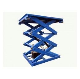 Електрическа ножична платформа статична, 1000 кг/1750 мм