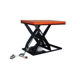 Електрическа ножична платформа статична, 2000 кг/1000 мм