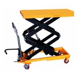 Хидравлична ножична платформена количка 800 кг/1500 мм, 1200/600 мм