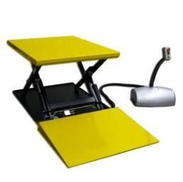 Електрическа ножична платформа статична, 1000 кг/860 мм