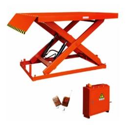 Електрическа ножична платформа статична, 4000 кг/1720 мм, 380V