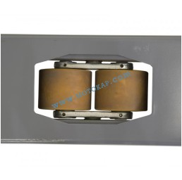 Стакер електрически 1,6 тона / 4,5 метра със свободен ход 1600 мм