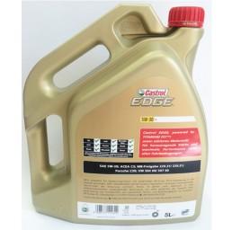 5W30 LL EDGE TITANIUM FST - 5 литра