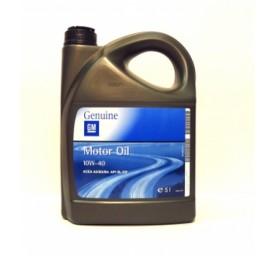 GM 10W-40 Genuine Motor oil 5л.