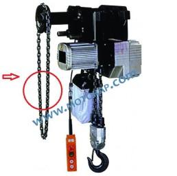 Верига за верижни подемници BSF и BSM, 7,1х20,2 мм