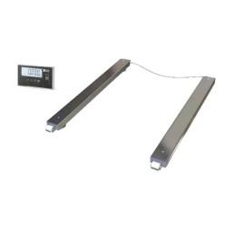 Измервателни греди серия IG-INOX, 1,5 т., 1200 мм
