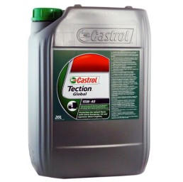 Castrol Tection 15W-40 - 20 литра