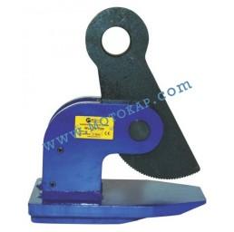 Хоризонтална лапа/захват за ламарина 0,75 тона 0 ÷ 50 мм SF 4:1