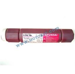 Електроди неръждаеми Е316L-16 ø 3.2 мм тубус 2.5 кг, Hyundai