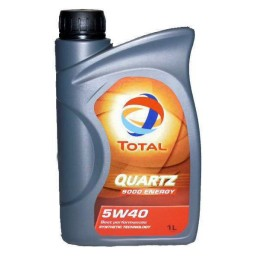 TOTAL 5W-40 Quarz 9000 - 1литър