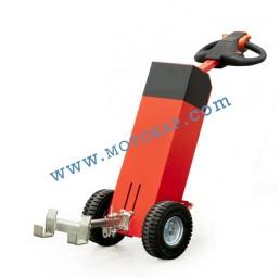 Електрически минипулър/мини дърпач с кука 1000 кг, 300 W / 24 V