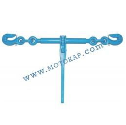 Верижен обтегач с тресчотка, кл. 10 GR100-INT, 5000/10000 daN, за верига 8 мм