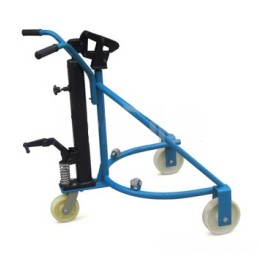 Ръчна количка за варели 300 кг