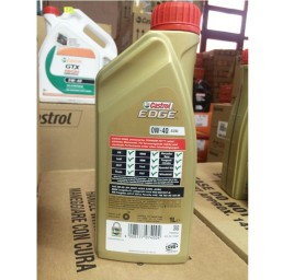 0W40 EDGE Titanium FST - 1 литър