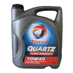 TOTAL 10W-40 Quarz 7000 - 5литра