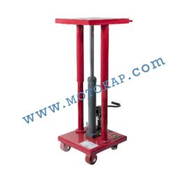 Хидравлична ножична платформена количка, 225 кг/1220 мм, 460 х 460 мм