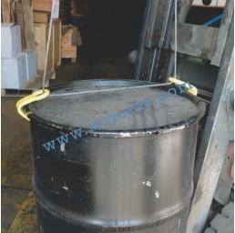 Кука за варели 2,0 тона, тип KB, SF-4:1